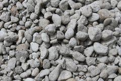 Piedras volcánicas de la lava Imagenes de archivo