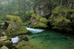 Piedras y agua Fotografía de archivo libre de regalías