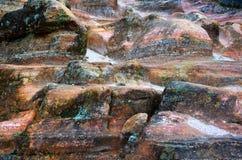Piedras y minerales Fotos de archivo libres de regalías