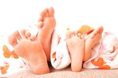 pieds Images libres de droits