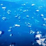 10 000 pieds au-dessus du paradis photo stock