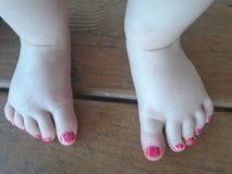 pieds image stock