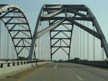 Pieghi il ponte Immagine Stock Libera da Diritti