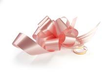 Pieghi il regalo Fotografia Stock