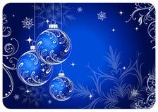 piłek cristmas Fotografia Stock