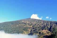 Piek van de berg Royalty-vrije Stock Fotografie