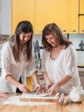 Piekarni ciasta karmowych przepisów rodzinny kulinarny hobby fotografia royalty free