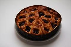 Piekarnia czereśniowy kulebiak 02 Zdjęcie Royalty Free