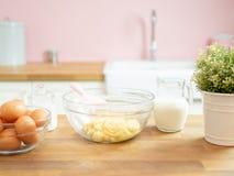 Piekarnia karmowy składnik zdjęcia stock