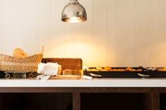 Piekarnia kontuaru bar zdjęcie royalty free