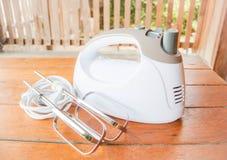 Piekarnia melanżeru domowa robić maszyna unplug Fotografia Stock