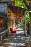 Piekarnia, miasteczko wulkan, Kalifornia Obrazy Royalty Free