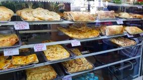 Piekarnia sklep w Tbilisi, Gruzja zdjęcia stock
