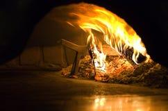 piekarnik pizza obrazy royalty free