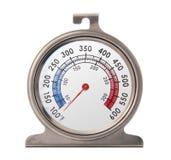 Piekarnika termometr Obrazy Royalty Free