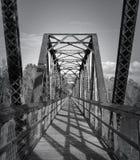 Piekbrug, Piek Zuid-Carolina Stock Foto