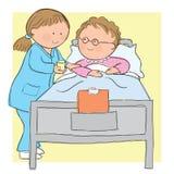 Pielęgnować ilustracja wektor