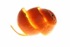 Piel anaranjada Fotografía de archivo