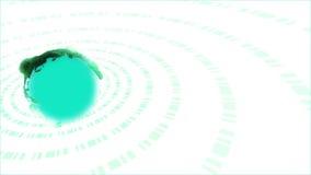 Piel de la tierra ilustración del vector