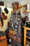 Almacene el equipaje Imagen de archivo libre de regalías