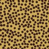 Piel del fondo de la textura del guepardo Imagen de archivo
