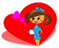 pielęgniarka Fotografia Stock