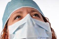 pielęgniarka Zdjęcia Stock