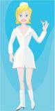 pielęgniarka personel Zdjęcia Royalty Free