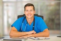 pielęgniarka stetoskop Obrazy Royalty Free