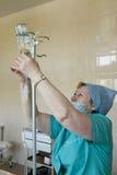 pielęgniarki pracy Zdjęcie Royalty Free