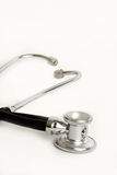 pielęgniarki s stetoskop Fotografia Stock