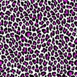 Piel moderna del leopardo Foto de archivo