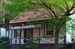 Pielgrzyma odpoczynek, Południowa Afryka, Mpumalanga prowincja Obrazy Royalty Free