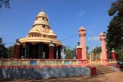 Pielgrzymi odwiedzają grobowa Sree Narayana Guru Obrazy Stock