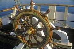 Pielgrzymi wysoki statek dokował przy Marina Del Ray w Los Angeles, CA Obraz Stock