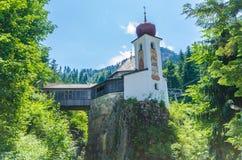 Pielgrzymka kościół Stampfanger Obrazy Royalty Free