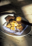 Piemont Truffle Stock Images
