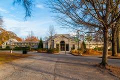 Piemonte-het Huis van het Parkbad, Atlanta, de V.S. royalty-vrije stock foto