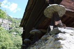 Piemonte stockfoto