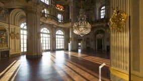 Piemonte - Stupinigi - Italië - de Savoia-de jachtflat royalty-vrije stock fotografie