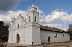 Cattedrale in Ojojona, Honduras. Fotografia Stock Libera da Diritti