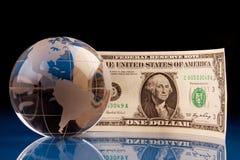 pieniądze świat fotografia royalty free