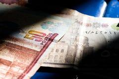 pieniądze. obrazy stock