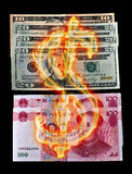 pieniądze obraz stock