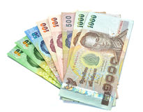 Pieniądze banknot Fotografia Stock