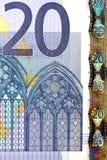 Pieniądze - Euro - Europejski Zjednoczenie Zdjęcia Stock