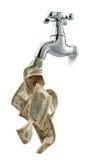 pieniądze klepnięcie zdjęcia royalty free