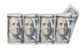 pieniądze Międzynarodowy biznes Obraz Royalty Free