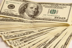 pieniądze my Zdjęcie Royalty Free