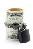 Pieniądze Oszczędzania Ubezpieczenia Pojęcie fotografia stock